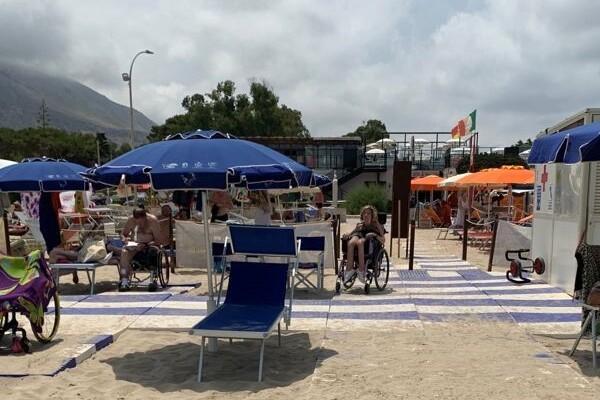 san vito lo capo spiaggia zero barriere